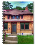 George W. Furbeck House Spiral Notebook