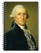 George Washington, 1795 Spiral Notebook
