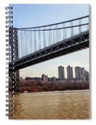 George Washington Bridge Spiral Notebook