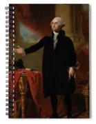 George Washington Lansdowne Portrait Spiral Notebook