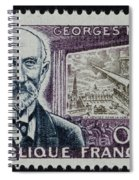 Georges Melies (1861-1938) Spiral Notebook