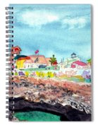 Georgetown Cayman Islands Spiral Notebook