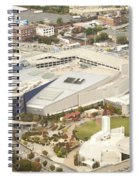 Georgia Aquarium And World Of Coca-cola Spiral Notebook
