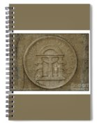 Georgia Seal Spiral Notebook