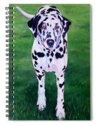 Georgie Spiral Notebook