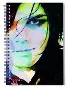 Gerard Way My Chemical Romance  Spiral Notebook