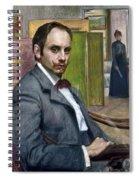 Gerardo Murillo (1875-1964) Spiral Notebook