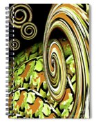 Germ In Nation Spiral Notebook