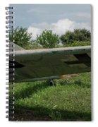 German Fighter Spiral Notebook