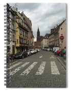 German Street Spiral Notebook