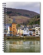 German Wine Country Spiral Notebook