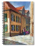 Germany Baden-baden 04 Spiral Notebook