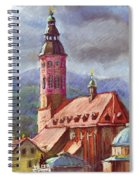 Germany Baden-baden 05 Spiral Notebook