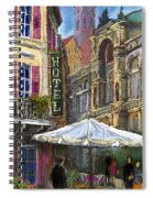 Germany Baden-baden 07 Spiral Notebook