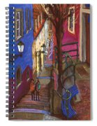 Germany Baden-baden 08 Spiral Notebook
