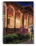 Germany Baden-baden 13 Spiral Notebook