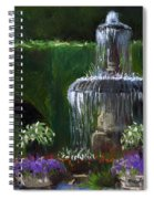 Germany Baden-baden 15 Spiral Notebook