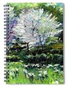 Germany Baden-baden Spring 2 Spiral Notebook