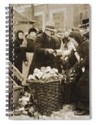 Germany: Inflation, 1923 Spiral Notebook
