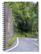 Germany Roads Spiral Notebook