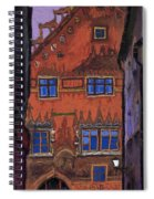Germany Ulm Spiral Notebook