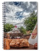 Geronimo Trading Post Spiral Notebook