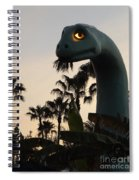 Gertie In The Trees Spiral Notebook