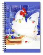 Gertrude Decorating Spiral Notebook