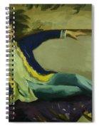 Gertrude Vanderbilt Whitney 1916 Spiral Notebook
