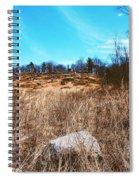 Gerttysburg Series Little Round Top Spiral Notebook