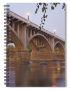 Gervais Bridge Spiral Notebook
