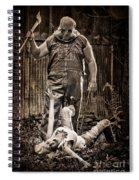 Get Away Spiral Notebook