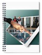 Get Ready Get Set Spiral Notebook