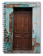 Getemala  Door 1 Spiral Notebook