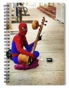Gettin' By In Key West Spiral Notebook