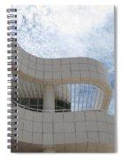 Getty Spiral Notebook