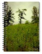 Gettysburg Landscape Spiral Notebook