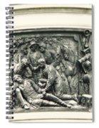 Gettysburg Monument Spiral Notebook