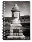 Gettysburg National Park 30th Pennsylvania Infantry Monument Spiral Notebook
