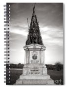 Gettysburg National Park 42nd New York Infantry Monument Spiral Notebook