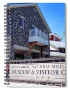 Gettysburg National Park Museum And Visitor Center Spiral Notebook