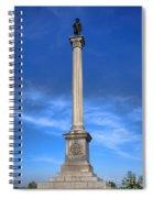 Gettysburg National Park Vermont Stannard Brigade Memorial Spiral Notebook