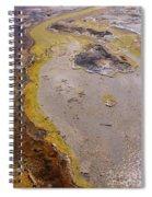 Geyser Basin Springs 4 Spiral Notebook