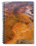 Geyser Basin Springs 6 Spiral Notebook