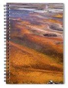 Geyser Basin Springs 7 Spiral Notebook