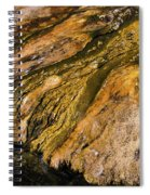 Geyser Basin Springs Spiral Notebook