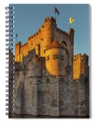 Ghent 1 Spiral Notebook