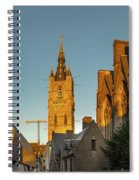 Ghent3 Spiral Notebook