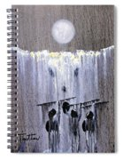Ghost Dance Spiral Notebook