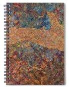 Ghost Of A Rabbit Spiral Notebook
